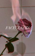 FACECLAIMS by longlivethewildkids