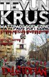 Tevun-Krus #8 - Dystopian SF cover