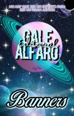 ☆ BANNERS ☆ ABIERTO by EditorialGaleAlfaro