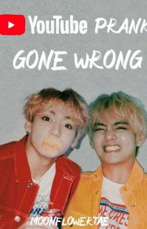 YouTube Prank Gone Wrong  |Taekook| by Moonflowertae