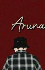 Aruna by wazowsky_