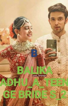 Balika vadhu_Ateenage bride s_2 by iamsangeeta123