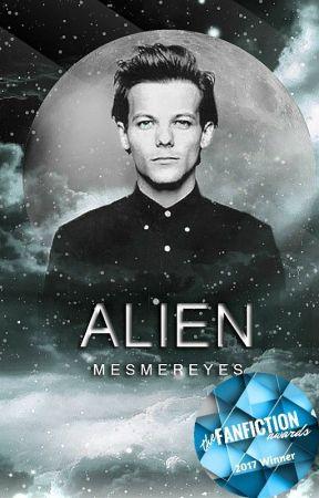 Alien [Louis] by mesmereyes