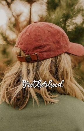 Brotherhood by tequilaxsunrise