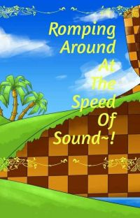 Romping Around at the Speed of Sound~.(Fem Sonic Harem x Male Reader.) cover