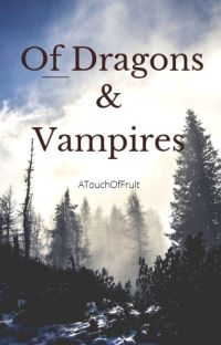 Of Dragons & Vampires cover