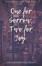 Unsteady  - A George Weasley Love Story by AmandaCelinaCoronado