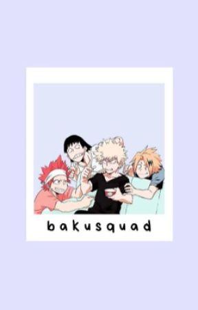 B-b-b-bakusquad x reader! by Uki-bro