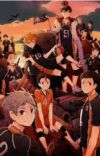 Haikyuu X child!reader| Our Kid cover