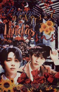 Pequeño Girasol Y Lindas Rosas...[Yoonmin] cover