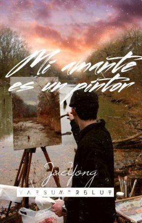 Mi amante es un pintor. - JaeYong by YatsuMorblut