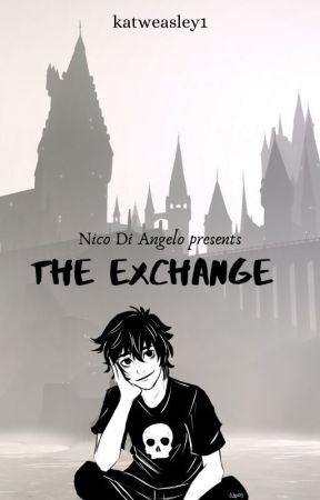THE EXCHANGE - Nico Di Angelo at Hogwarts  by KatWeasley1