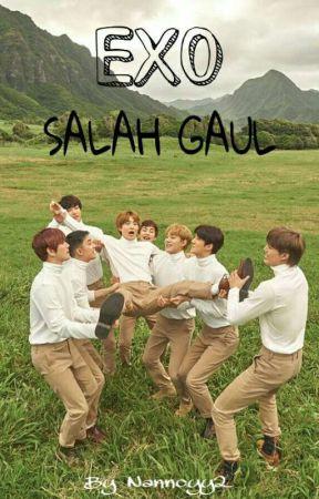 EXO SALAH GAUL by Nanncyy2