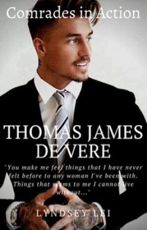 Comrades in Action: Thomas James De Vere by creepychans