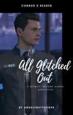 All Glitched Out // detroit: become human by angelfruitspider
