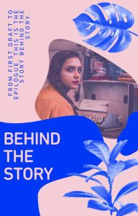 Behind the Story cover