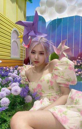 Imagine Instagram Rosé by jiwoo1999