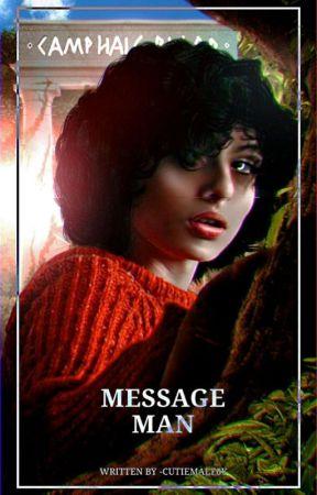 MESSAGE MAN ━ Percy Jackson Series. by -CUTIEMALF0Y