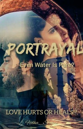 PORTRAYAL   EVEN WATER IS PURE? by Fidha_overlooks