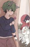 Childhood Friends - Oumami (Kokichi x Rantaro) - HighSchool AU cover