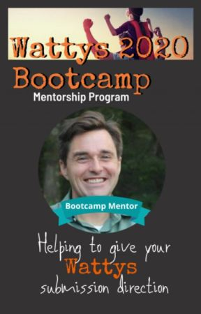 Wattys 2020 Bootcamp Mentor by AlecHutson