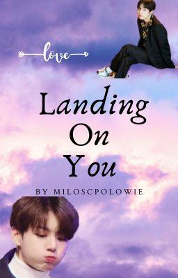 taekook ₩ landing on you