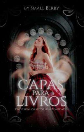 Capas Para Livros by Small_Berry