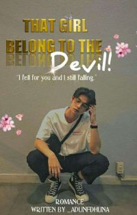 That Girl Belong To The Devil! cover