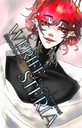 Werifesteria | SketchBook  by NevMenevel_