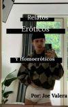 CUENTOS ERÓTICOS Y HOMOERÓTICOS cover