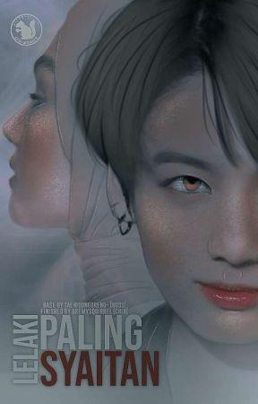 [C] Lelaki Paling Syaitan   Jeon Jungkook by Taehidungoreng-
