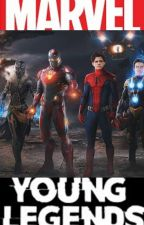 Marvel - Young Legends by SArulesABEKE