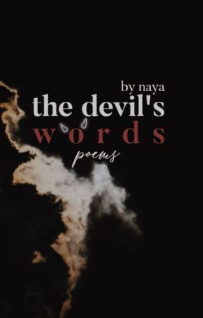 The Devil's Words || ongoing || by 13WalkingDict