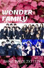 WONDER FAMILY by Shina1011