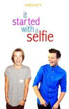 It Started with a Selfie [larry stylinson a.u.] by sebLarry
