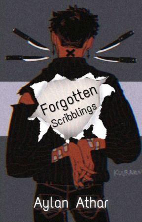 Forgotten Scribblings  by Aylawn