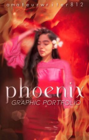 Phoenix: Graphic Dump by amateurwriter812