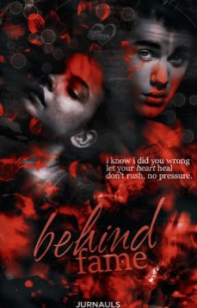 Behind Fame by jurnauls