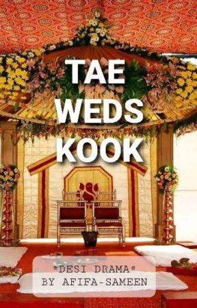 Tae Weds Kook ⁉ ||Ďēşi Đŕämå|| ✔ by desiproudARMY