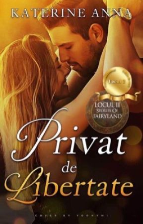 Privat de libertate  by KaterineAnna