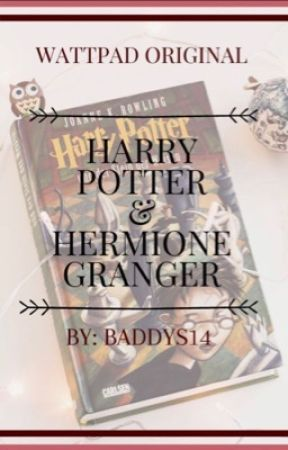 Harry and Hermione love story by baddys14