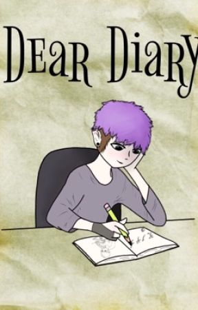 Dear diary by broken-sky