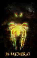The Glitch Spider (malereader spider-man harem) by AxeTheRat04