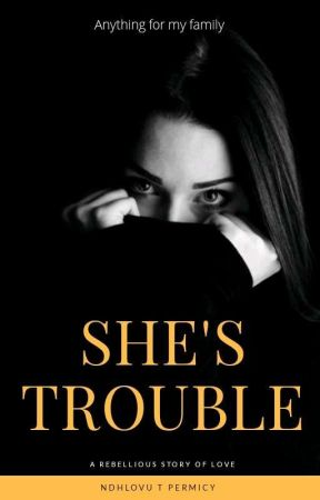 She's Trouble by Talanip