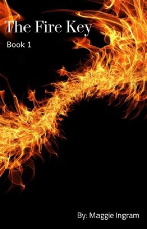 The Fire Key (Book 1) by Cats_357