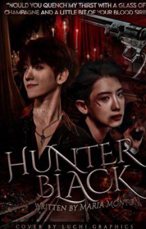 Hunter Black by Mariamonton000