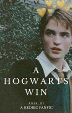 a hogwarts win // hedric by khakiii