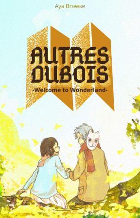 Autres Dubois   cravity au. by IlllIlllIIIIllll