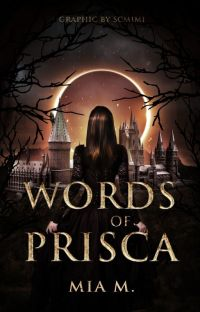 Words Of Prisca cover