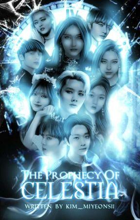 The Prophecy of Celestia by kim_miyeonsii